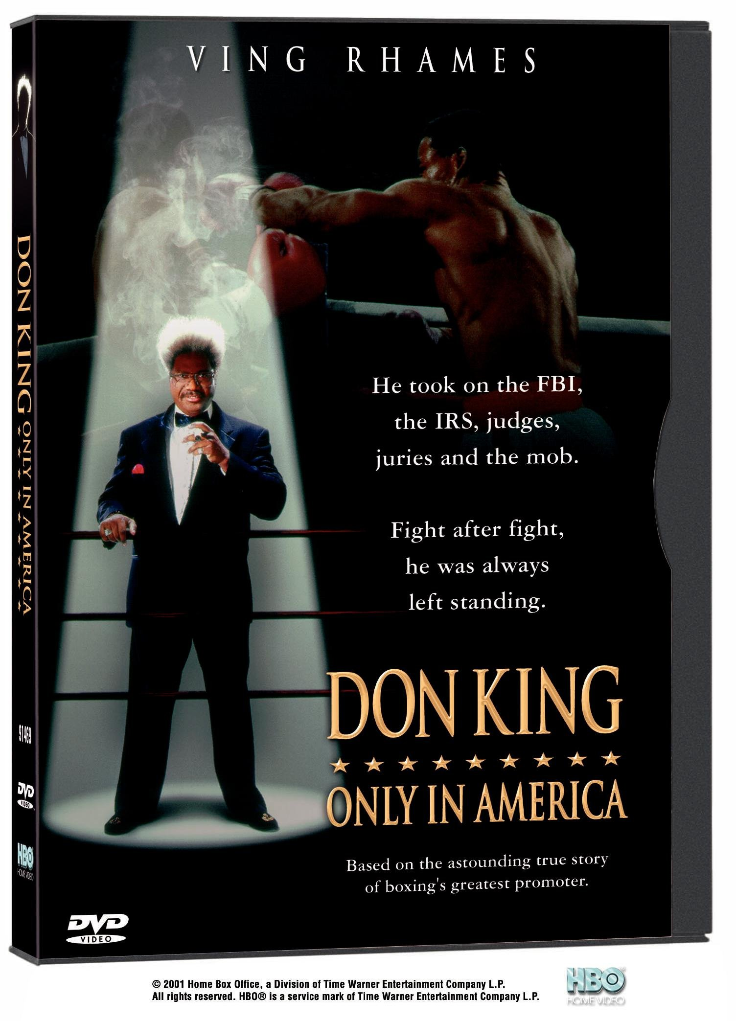 Don King - Only In America