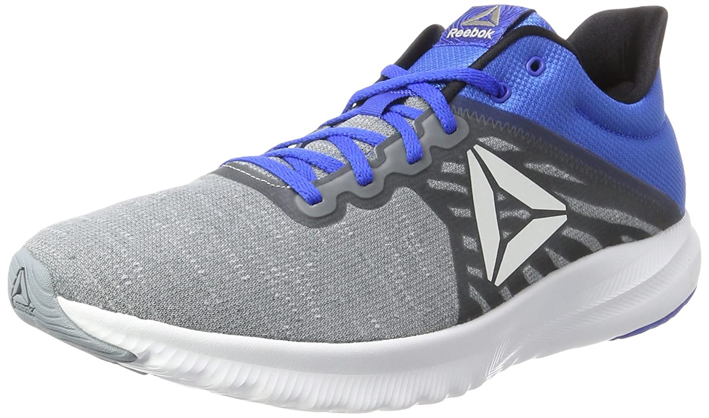 Reebok OSR Distance 3.0, Zapatillas de Running Para Hombre 43 EU|Gris (Meteor Grey / Astroid Dust / Vital Blue / Whit)