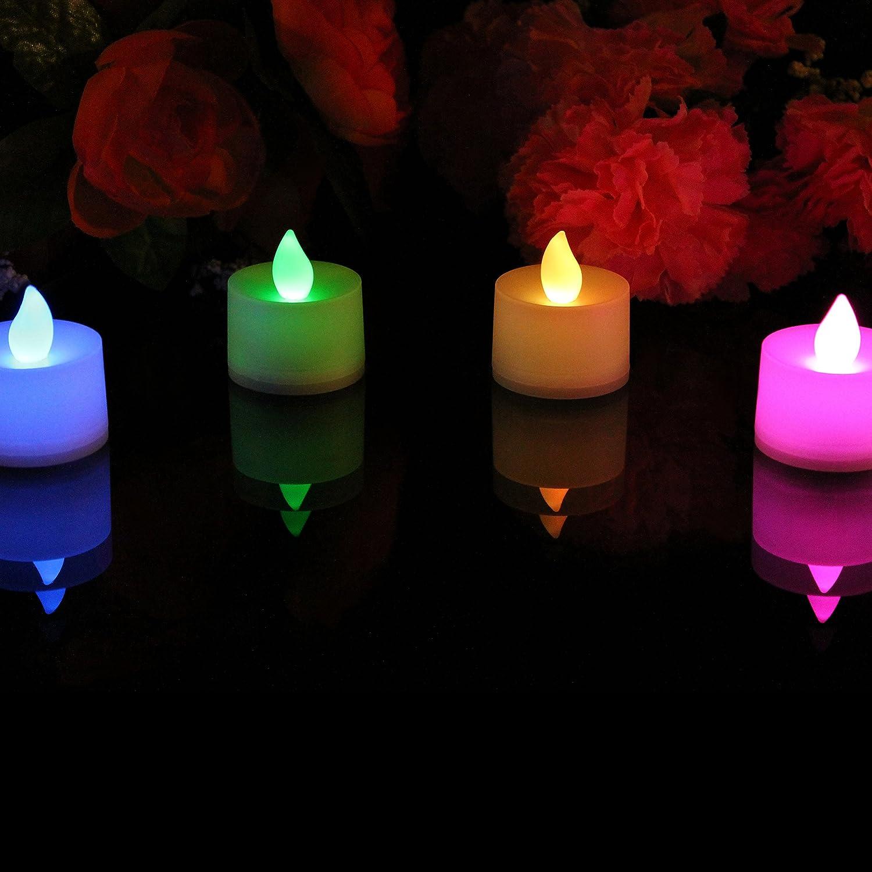 81a1sfHhTHL._SL1500_ Schöne Kerze Leuchtet In Verschiedenen Farben Dekorationen