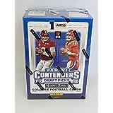 2021 Panini Contenders Draft Picks College Football Blaster Box One Autograph Per Box