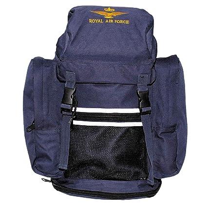 Original Royal Air Force mochila de segunda mano.