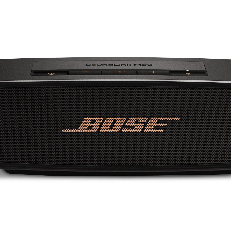 Bose soundlink Mini II Limited Edition Bluetooth Speaker  5bf336bc39f1b