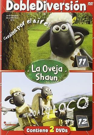 La Oveja Shaun - Volúmenes 11+12 [DVD]