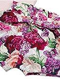 KANGKANG Newborn Baby-Girls Clothes Kids Floral