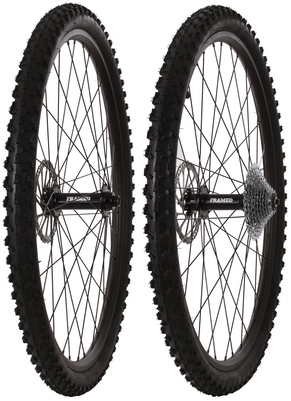 Framed Fattie Slims/Trail x F135/R170 (MN 1.0/2.0) Wheel Set