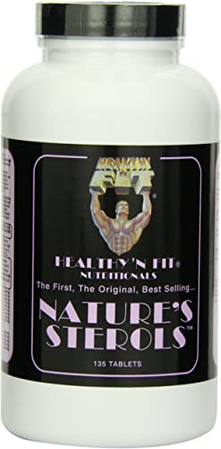 Healthy n Fit Nature s Sterols, Bottle