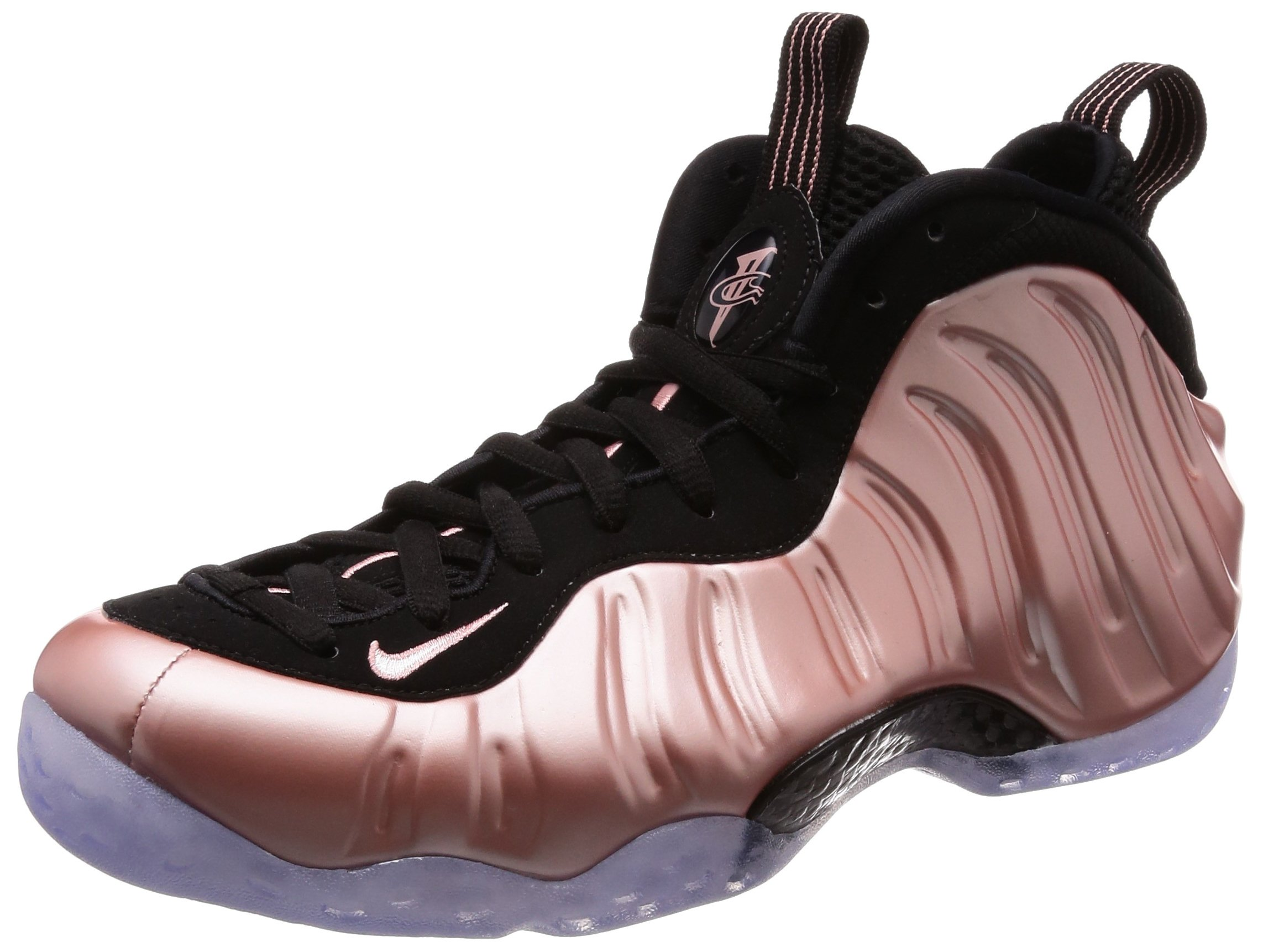 new products cf9ba 2d08a Nike Air Foamposite One Men's Basketball Shoes Rust Pink/White/Black  314996-602 (10 D(M) US)