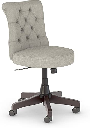 Bush Furniture Salinas Mid Back Tufted Office Chair