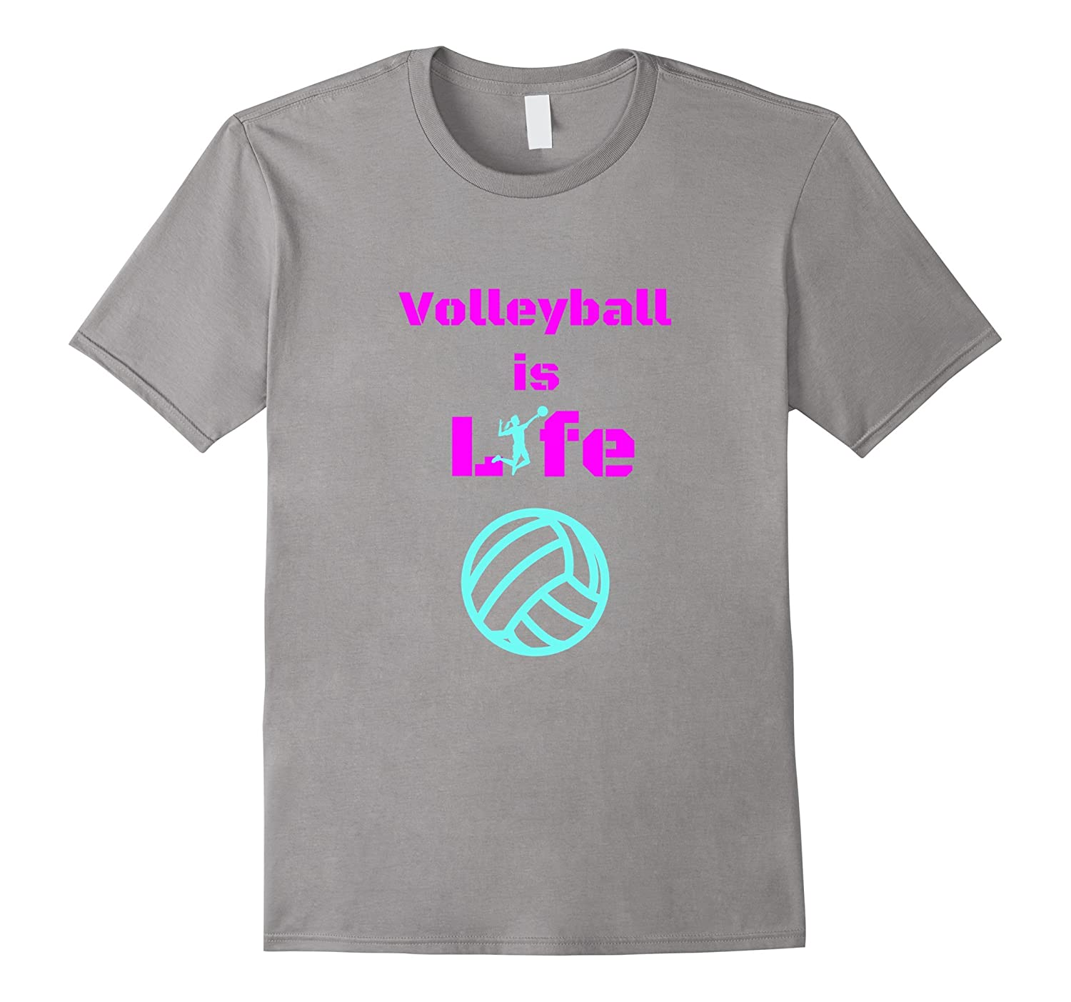 Volleyball is life-Art