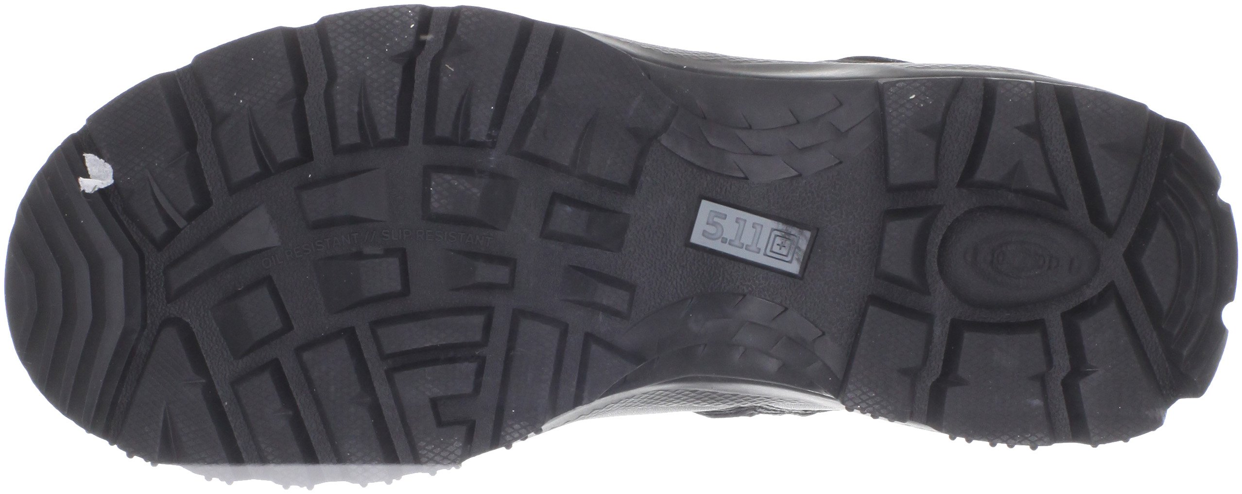 5.11 Women's A.T.A.C. 6'' Side Zip Tactical Boots, Style 12025, Black, 6 R by 5.11 (Image #3)