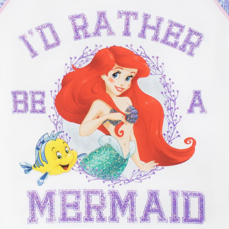 Disney Girls The Little Mermaid Pajamas