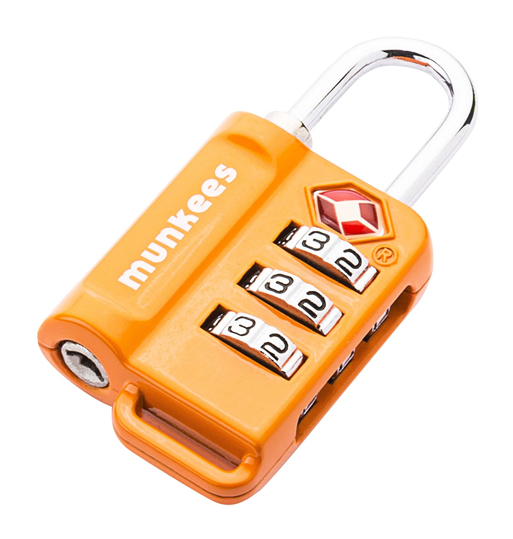 2cfc89fe6e1e Ace Camp TSA Combination Lock: Amazon.com.au: Sports, Fitness & Outdoors