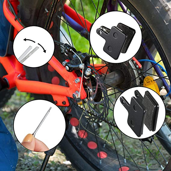 Bicycle bike Disc Brake Pads for SHIMANO BR-C501 Nexave T BR-M515 Deore T