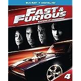 Fast & Furious (2009) [Blu-ray + Digital HD] (Bilingual)