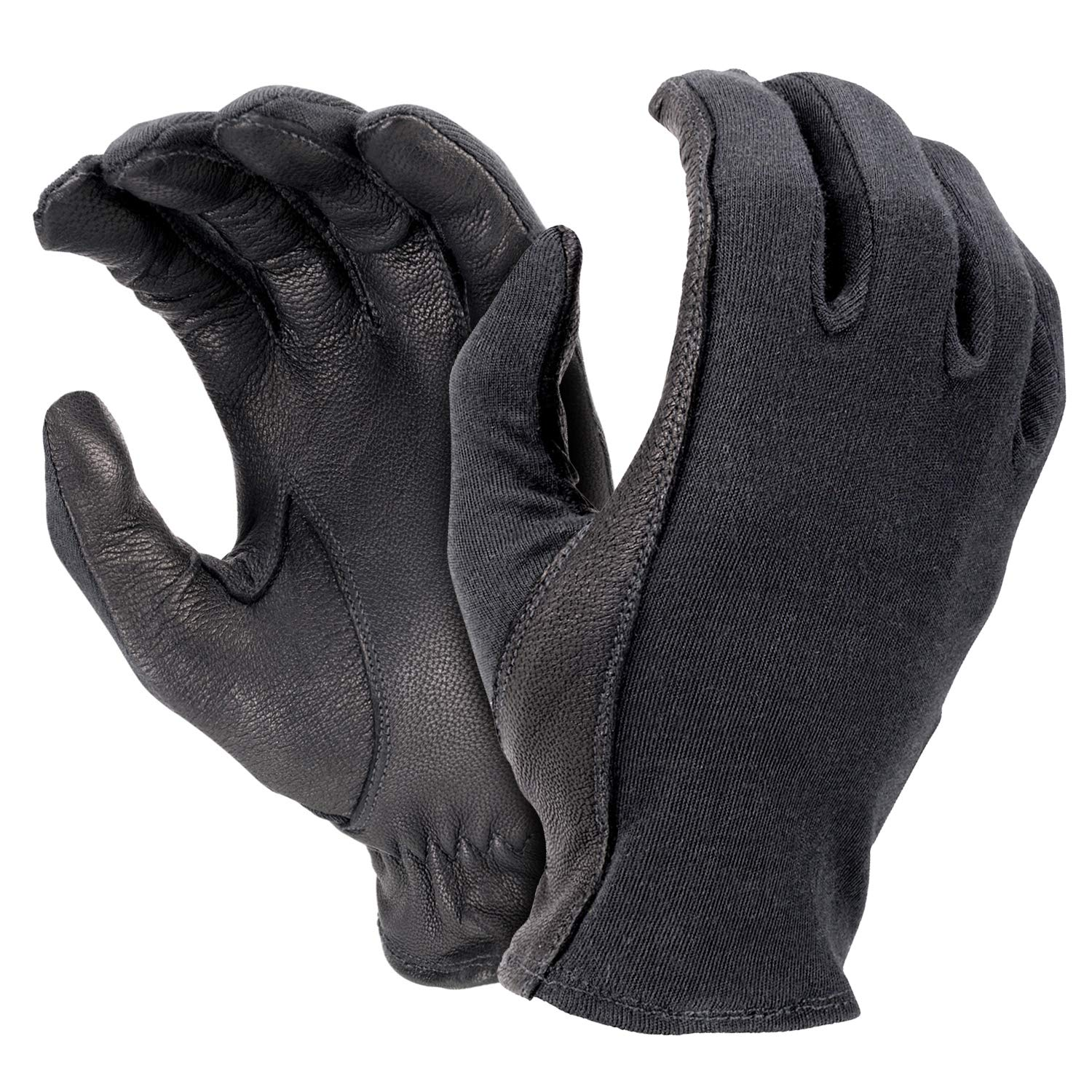 Hatch KSG500 Tactical Pull-On Operator Glove with Kevlar - Black