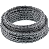 The Hillman Group 122067 Braided Mirror Cord, 10 ft