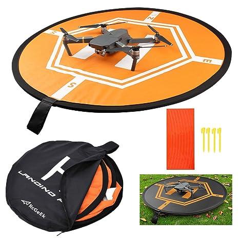 Drone aterrizaje para DJI, Taotree helipuerto para RC Drones ...