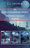 The Emily Chambers Spirit Medium Trilogy Boxed Set: A romantic fantasy