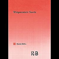 Wittgenstein's Novels (Studies in Philosophy) (English Edition)