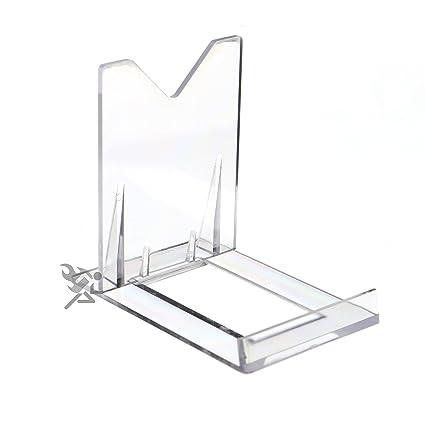 Amazon 404040 Two Part Adjustable Clear Acrylic Plastic Display Unique Adjustable Acrylic Display Stands