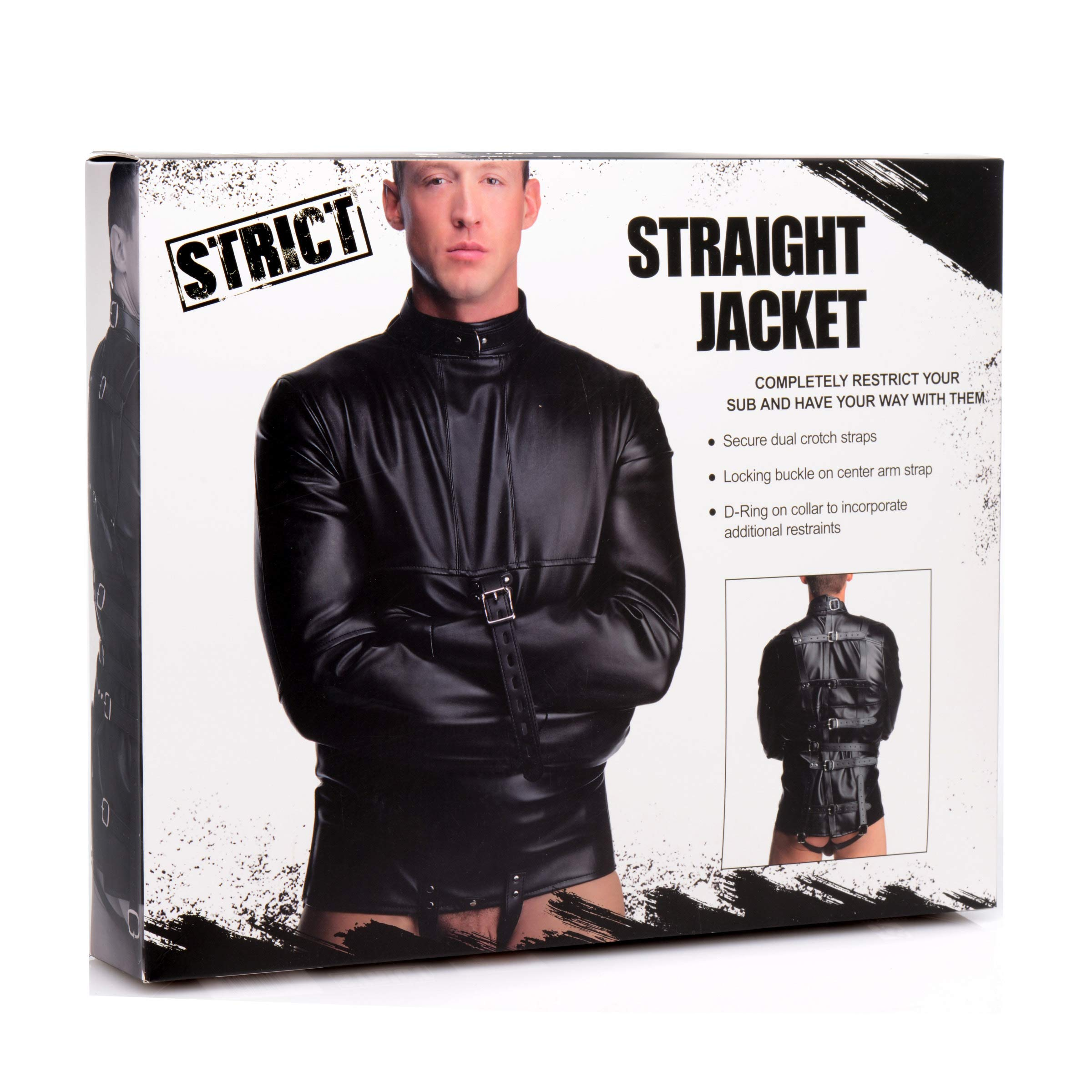 STRICT Straight Jacket, Extra Large by STRICT