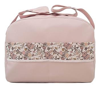 Maxi bolso para carrito de bebé en ecopiel impermeable. Modelo ...