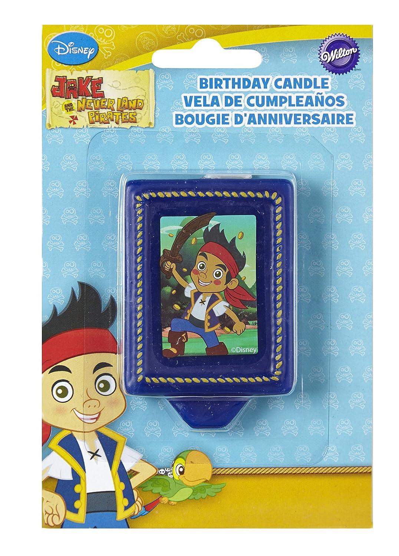 Amazon.com: Wilton 2811 – 2105 Disney Jake and the Never ...