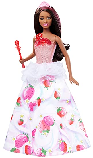 Barbie Dreamtopia Sweetville Princess Nikki Doll