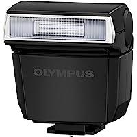 Olympus FL-LM3 - Flash con Zapata para E-M5 y Pen, Color Negro