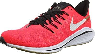 volverse loco Portero chatarra  Amazon.com | Nike Air Zoom Vomero 14 Mens Running Shoes Red Orbit ...