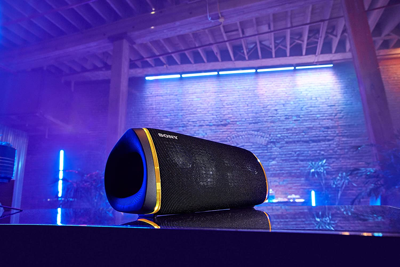 Sony SRS-XB43 | Enceinte Portable EXTRA BASS Bluetooth - Test & Avis - Les Meilleures Enceintes Avis.fr
