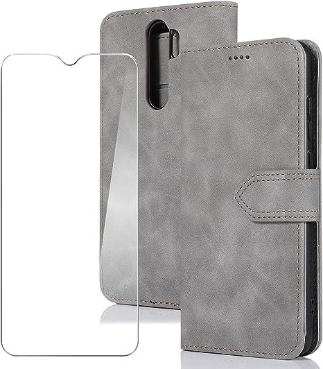 Custodia per Xiaomi Redmi Note 8 Pro cover portafoglio libro chiusura magnetica
