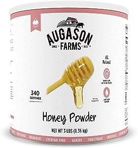 Augason Farms Honey Powder,3 LBS