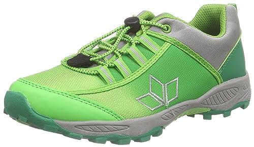 LicoCliffside - Zapatillas de Trekking y Senderismo de Media caña Niños-Niñas, Color Verde, Talla 28: Amazon.es: Zapatos y complementos