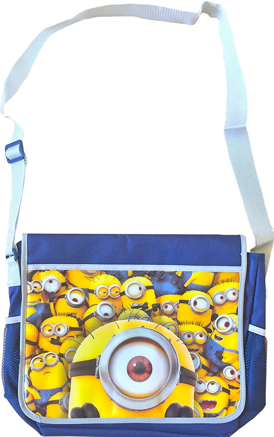 Minions Movie Satchel Bag Red