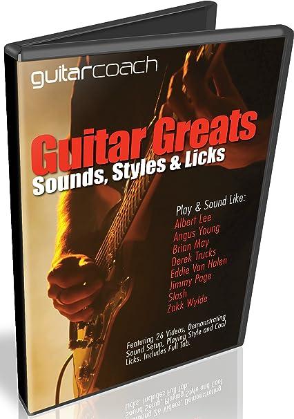 Aprende a tocar la guitarra como Albert Lee, Angus Young, Brian ...