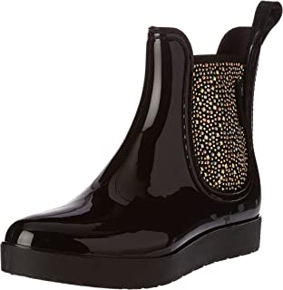 BE ONLY Damen Nashville Glitters Noir Chelsea Boots  Amazon.de ... 416933e4f8