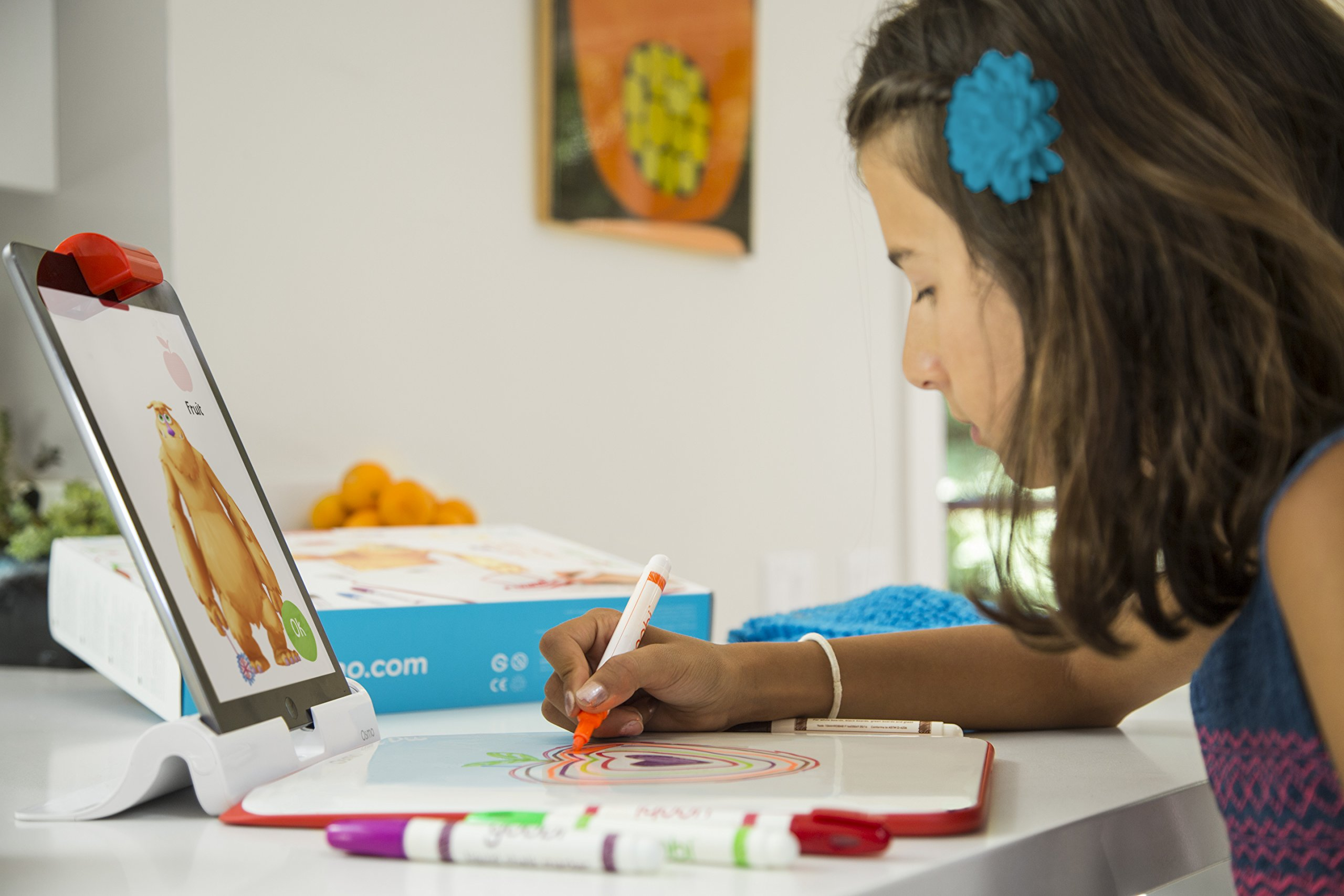 Osmo Creative Kit with Monster Game (Ipad Base Included) by Osmo (Image #5)