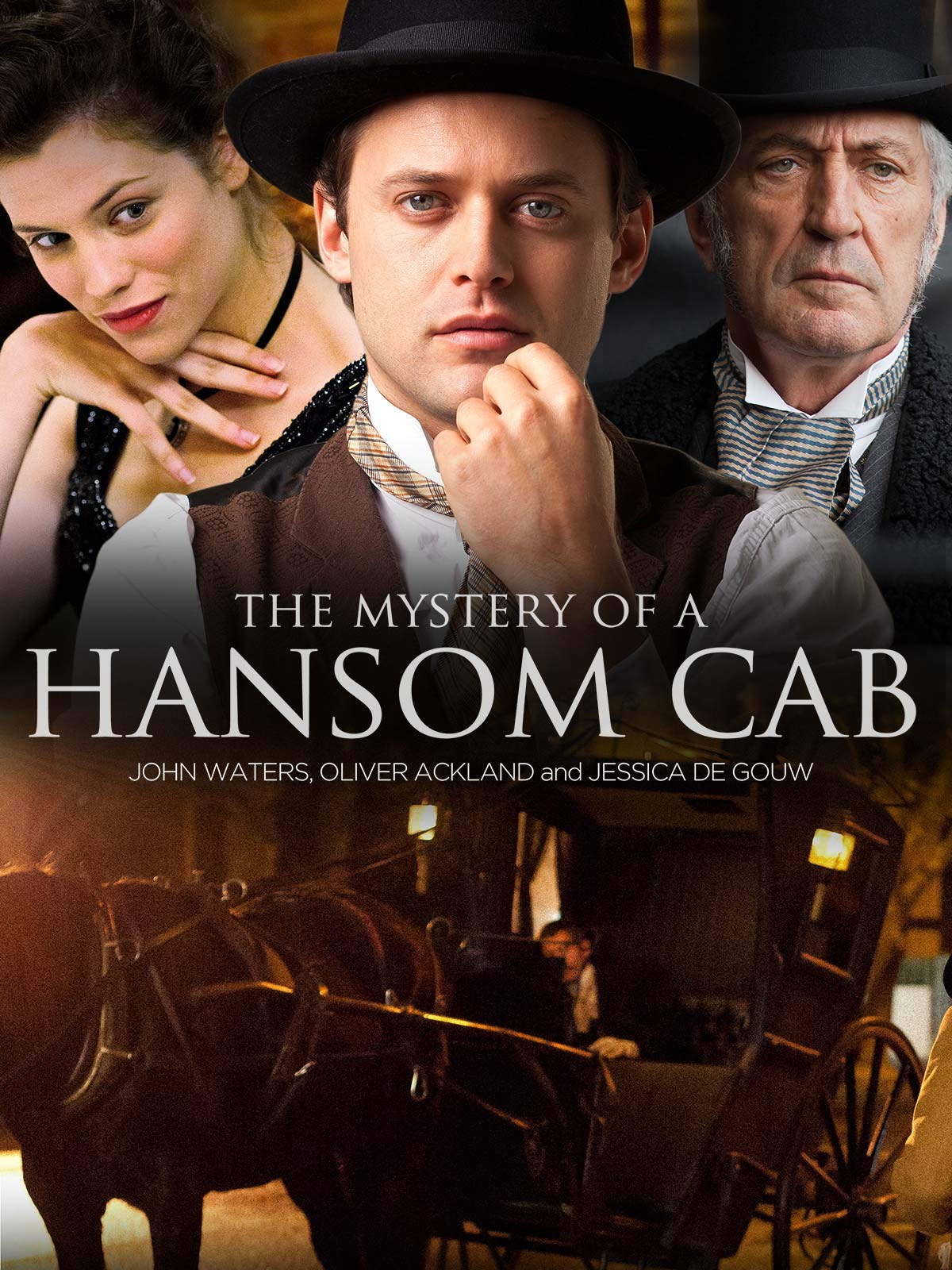 The Mystery of a Hansom Cab on Amazon Prime Video UK