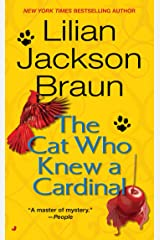 The Cat Who Knew a Cardinal (Cat Who... Book 12) Kindle Edition