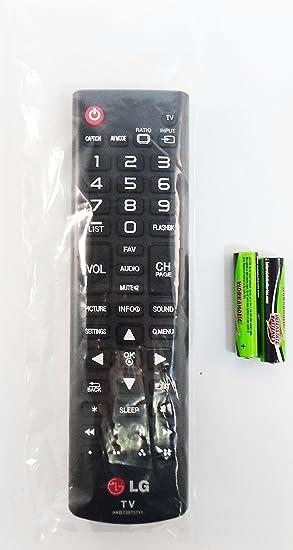 LG akb73975711 Mando a Distancia para 55lb5900-uv y más con Pilas ...