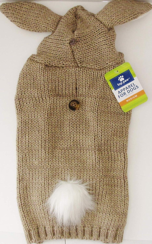 2ede1d6fd72 Amazon.com   Dog Sweat with Bunny Ears Hood Size Medium   Pet Supplies