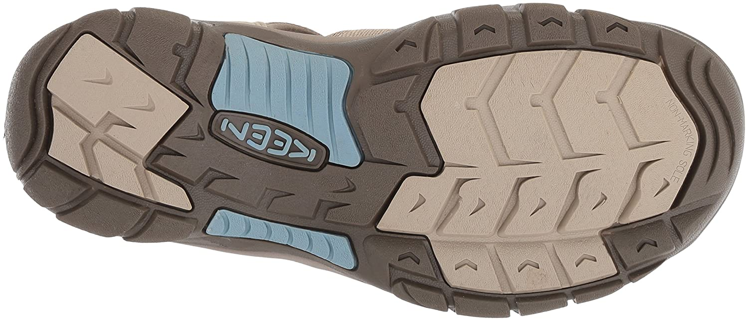 KEEN Women's Newport H2 Sandal B071Y4662Z 10.5 B(M) US|Plaza Taupe/Provincial Blue