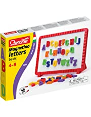 Quercetti - 5181 Magnetino Letters Basic