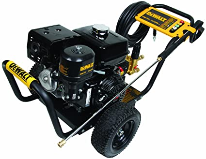 DEWALT DH4240B 4,200 PSI Honda GX390 Belt Drive Gas Powered Heavy Duty Pressure  Washer