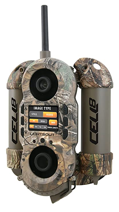 Amazon Wildgame Innovations Crush Cell 8 Lightsout Digital