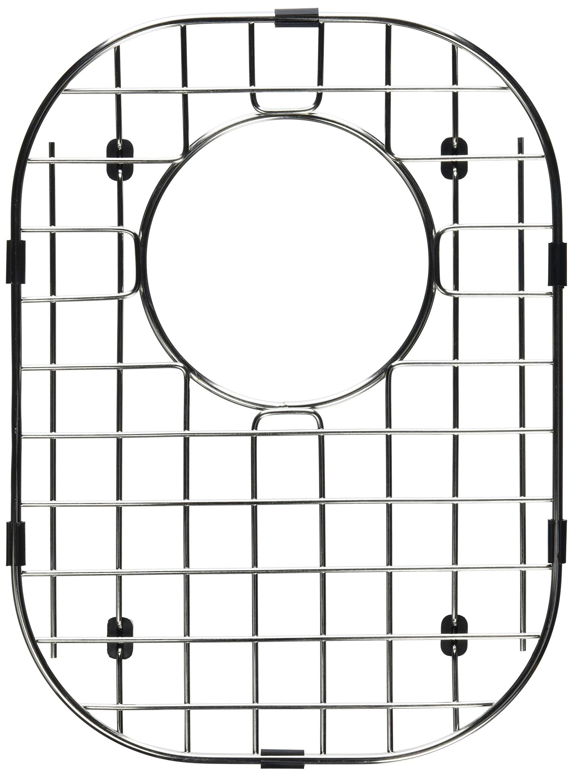 Houzer BG-1400 Wirecraft Kitchen Sink Bottom Grid, 9.62-Inch by 13.12-Inch by HOUZER