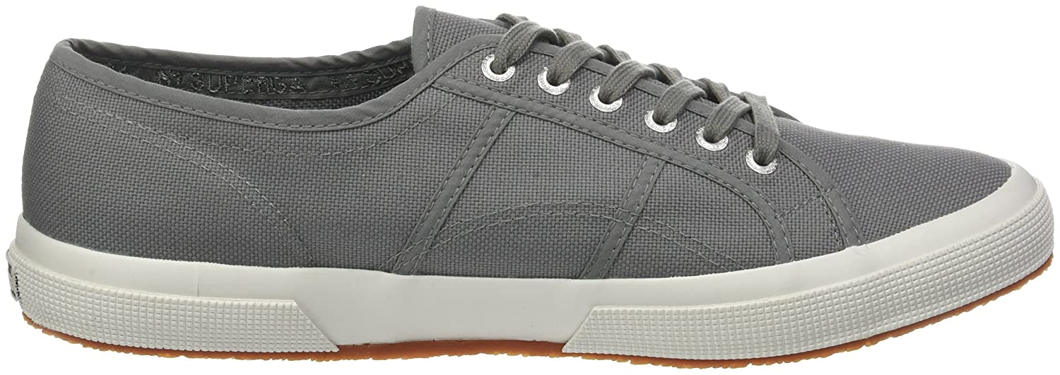 Superga Women's 2750 Cotu Sneaker B002WGIY1W UK9 EU43 US10|Grey Dk Sage