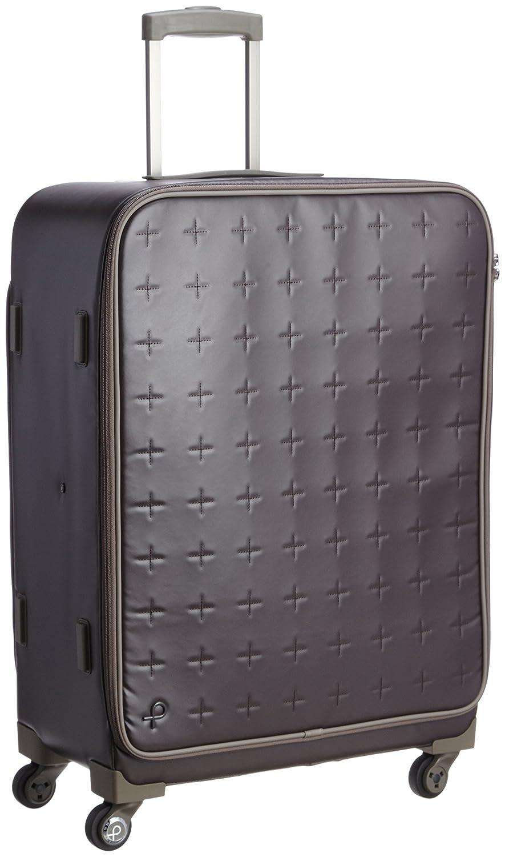 [プロテカ]Proteca 日本製スーツケース 360ソフト 56L 4.2kg サイレントキャスター 360°開閉式 B00XJ1MB4Kダークブラウン