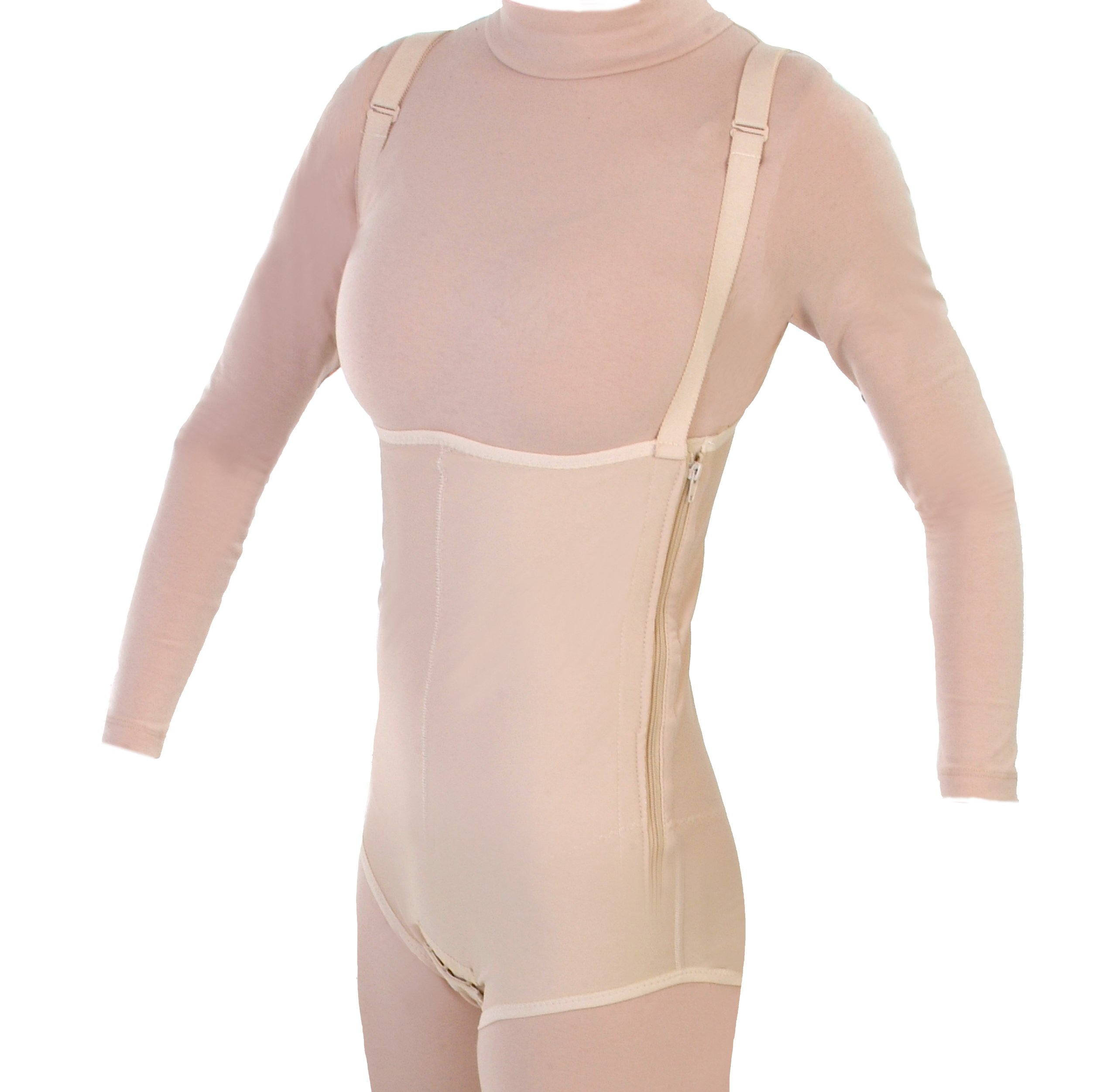 Post Op Tummy Tuck Recovery - Second Stage Compression Garment - Abdominal Liposuction Recovery Garments | ContourMD : Style 37 (Small)